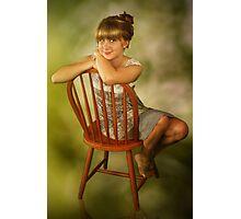 Golden Child Photographic Print