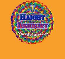 I Haight Ashbury - San Francisco Unisex T-Shirt