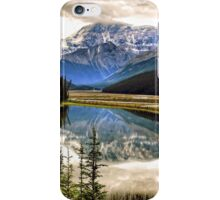 Along the Icefield Parkway, Jasper NP iPhone Case/Skin