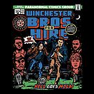Bros 4 Hire by CoDdesigns