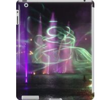 VIVID Darling Harbour Light Display iPad Case/Skin