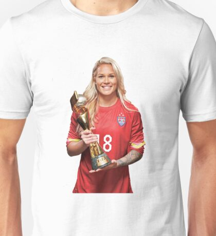 Ashlyn Harris - World Cup Unisex T-Shirt