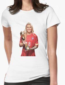 Ashlyn Harris - World Cup Womens Fitted T-Shirt