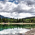 Patricia Lake, Jasper National Park by Teresa Zieba