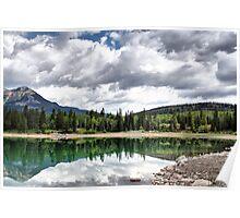 Patricia Lake, Jasper National Park Poster