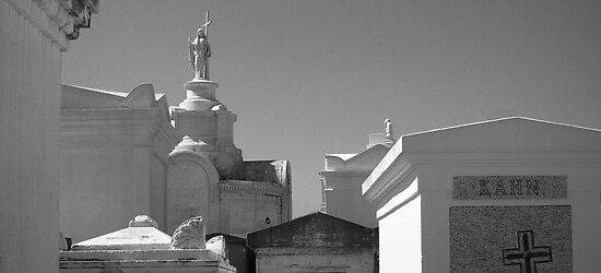 cemetery 2 by Bruce  Dickson