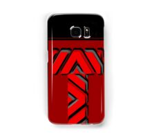 The Alphabet  The letter T Samsung Galaxy Case/Skin