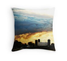 Calm, After the Storm Throw Pillow