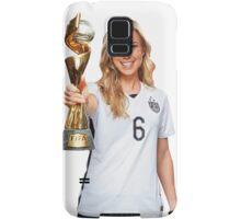 Whitney Engen - World Cup Samsung Galaxy Case/Skin
