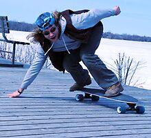 Boarding on the Boardwalk by alliecat61
