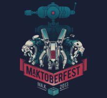 MaKtoberfest 13 Kids Tee
