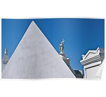 st louis cemetery number one Poster