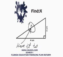 funny math t-shirt by ehcsr
