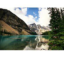 Moraine Lake, Banff National Park Photographic Print