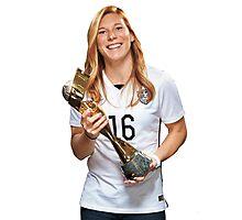 Lori Chalupny - World Cup Photographic Print