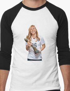 Lori Chalupny - World Cup Men's Baseball ¾ T-Shirt