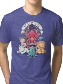 Game Of Toys Tri-blend T-Shirt