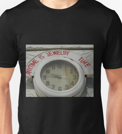 Jewelry Time!! Unisex T-Shirt
