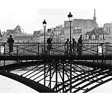 Pont des Arts Photographic Print