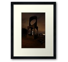 Kerry Point 2AM Framed Print