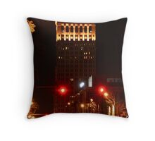 Night Moves Throw Pillow