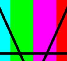 Owsla | Logo | Technicolor Sticker