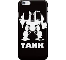 Armored Mech T-shirt iPhone Case/Skin