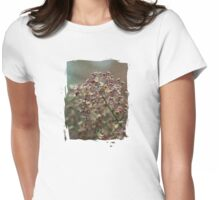 In the Garden - JUSTART ©  Womens Fitted T-Shirt