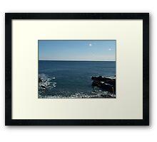 Fort Williams Park, Maine Framed Print