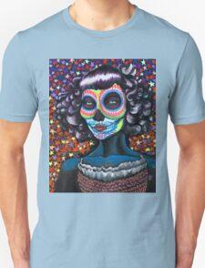 Chica de Los Muertos (Girl of the Dead) Unisex T-Shirt