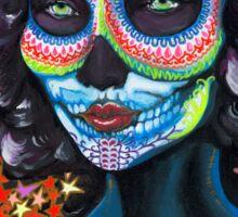 Chica de Los Muertos (Girl of the Dead) Sticker