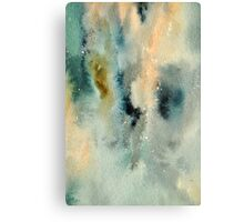 Another Watercolor Mix Canvas Print