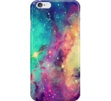 BrIght Colorful Galaxy iPhone Case/Skin