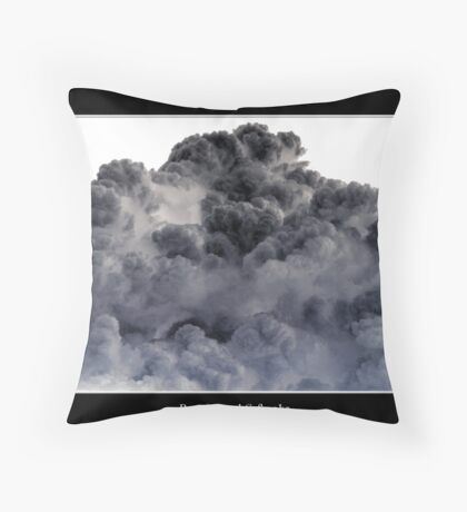 Clouds #2  Throw Pillow