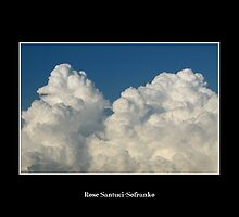 Clouds #4 by Rose Santuci-Sofranko