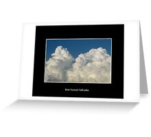 Clouds #4 Greeting Card