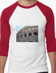 Colosseum Men's Baseball ¾ T-Shirt