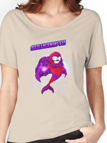 Beluganeto #MarvelWhales Women's Relaxed Fit T-Shirt