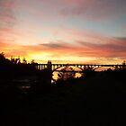Sunset Skys by Sheri Scherbarth