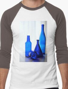 BLUE Men's Baseball ¾ T-Shirt
