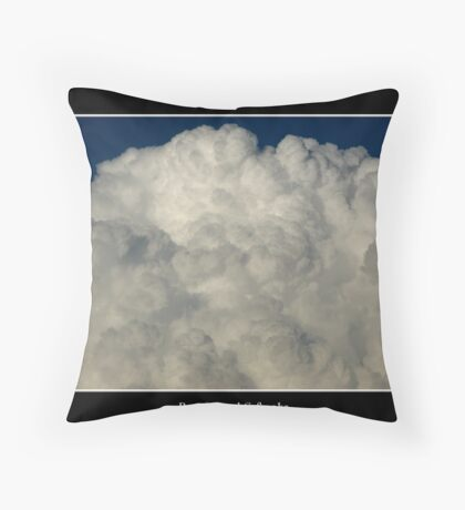 Cloud #9 Throw Pillow
