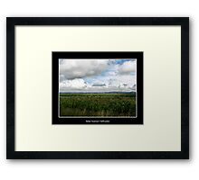 Cloud #11 Framed Print