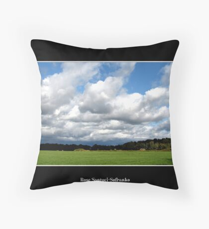 Cloud #13 Throw Pillow