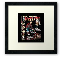 Heavy Adventures Framed Print