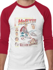 Heavy Adventures Men's Baseball ¾ T-Shirt