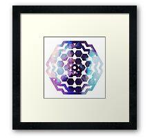 Geometric Series 1 Framed Print