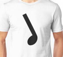 Musical Note Unisex T-Shirt