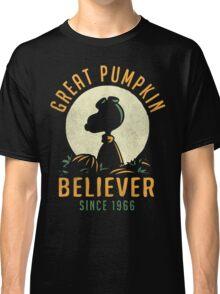 Great Pumpkin Believer Classic T-Shirt