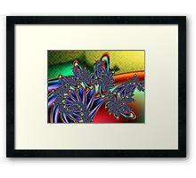 Spring Arrangement Framed Print