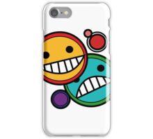 SAD SMILE iPhone Case/Skin